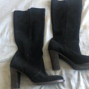 Colin Stuart suede boots